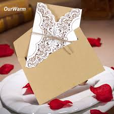 Online Buy Wholesale Elegant Wedding Invitation Card From China