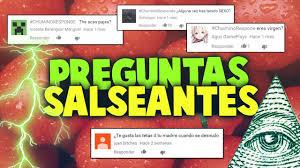RESPONDO A LAS PREGUNTAS MAS XXX YouTube