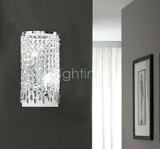 crystal wall decor gold crystal wall light modern wall sconce wall decor bulbs acrylic crystal wall