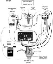 wiring for a passive 9v 18v all in one switch talkbass com