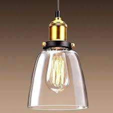 chrome kitchen chandelier vintage pendant light industrial chandelier lamp shade clear glass modern ceiling lighting fixture