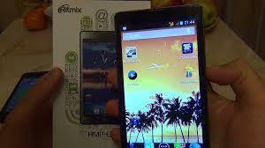 Недорогой смартфон 6 дюймов Ritmix RMP-600 на Андроид 4.1 ...