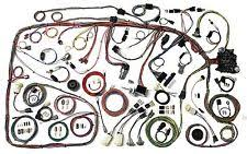 bronco wiring harness 1978 79 ford bronco american autowire wiring harness