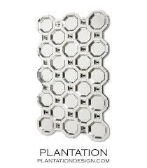 Plantation Design Futura Floor Mirror