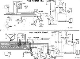 farmall tractor wiring diagrams by robert melville photobucket farmall f560 scanned from manual thanks to ron wiita photo 09 f560gasdiesel