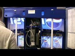 Vendo Parts Vending Machine Inspiration Vendo HVV Series Drink Installation Video YouTube