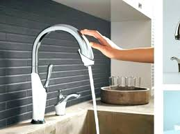 Touch Free Kitchen Faucet Sink Sensor  Large Size Of S74