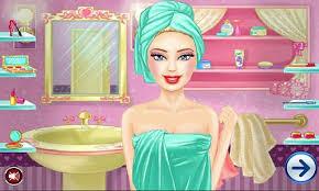 makeover spa salon for kids