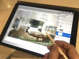 Watch Architect Use Procreate App Ipad Pro To Turn Sketchup