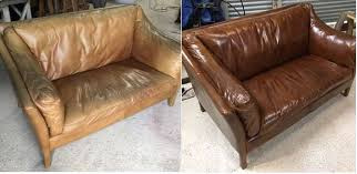 semi aniline leather dyeing north east