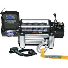 superwinch winches northern tool equipment 1 top seller superwinch 12 volt dc powered electric truck winch 10 000 lb capacity wire