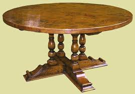 6 seat round dining table oak round dining table with carved base 6 seat round dining table