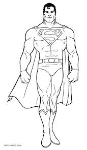 Be the first to comment. Get This Free Superman Coloring Pages 56950