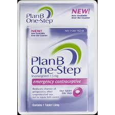 Birth Control Plan B Pill Teva Pharmaceuticals Plan B One Step Walmart Com