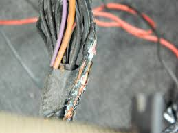 saab lpt build restoration page worldwide saab forums crappy wiring from the alarm that was put into it began tracing that back outside and some leads into this