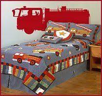firefighter bedroom set. fire truck theme bedrooms - engine bedroom decorating beds firemen ideas firefighter accessories fireman set f