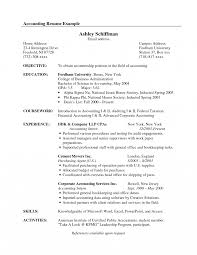 Driller Resume Example Oilfield Resumexamples Of Resumes Adorable Objective For Accounting 16