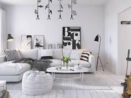Scandinavian Interior Design Bedroom Bright Scandinavian Decor In 3 Small One Bedroom Apartments