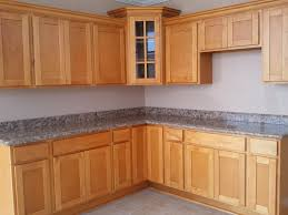 grey rta kitchen cabinets stock