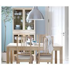 Ikea Dinning Room bjursta extendable table birch veneer ikea 8673 by uwakikaiketsu.us