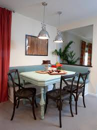Kitchen Table Design  Decorating Ideas HGTV Pictures HGTV - Dining room sets with colored chairs