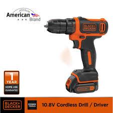black decker bdcdd12 b1 10 8v li ion cordless drill driver