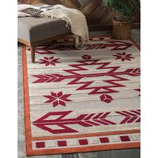 tested rugs albuquerque unique loom transitional area rug 7 x 10 free