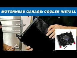 Transmission Cooler The Definitive Guide Transmission