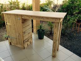 reclaimed wood pallet bench. Interesting Pallet Bar For Cheap Home Idea: Small Reclaimed Wood Attractive Bench