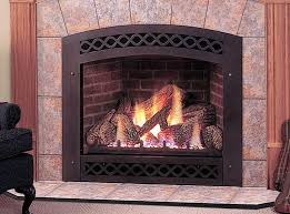 fireplace reviews vent free gas fireplace logs