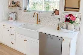 Best Tile Backsplash For Farmhouse Kitchen Sink Farmhousehub
