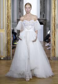 Brautmoden Trends 2017 Couture Kleid Bilder Madame De Der Trendreport Brautkleider Trends 2015