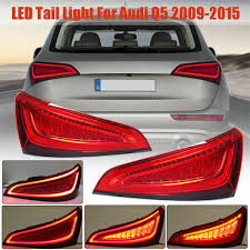 Audi Q5 Rear Lights Buying Guide For Audi Q5 2009 2015 Led Tail Lamp Car Styling