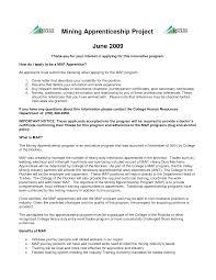 Engineering Apprentice Cover Letter Prize Winner Letter Template