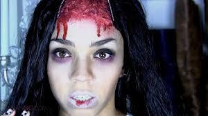 zombie doll halloween makeup tutorial britney spears work witch parody