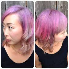 Hair Style Melted Ice Cream Deliciousness