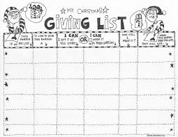 Christmas List Coloring Page Skip To My Lou