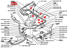 toyota ae100 engine diagram toyota wiring diagrams