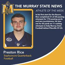 Wayne County's Preston Rice To Start at... - Tennessee River Valley News |  Facebook