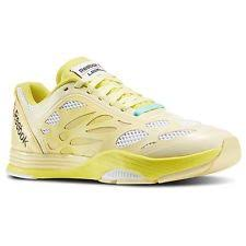 reebok dance shoes. reebok women\u0027s studio les mills cardio ultra dance shoes yellow white size 11