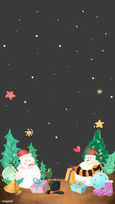 Christmas wallpaper iphone cute ...