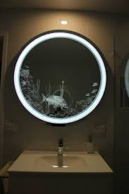 Bathroom Mirror With Lights Battery Operated • Bathroom Lighting
