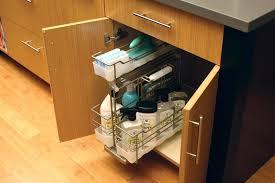 under kitchen sink cabinet storage solutions sink storage small kitchen sink and cabinet combo