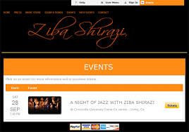 Samples Of Tickets For Events Ticketor Sample Working Sites And Testimonials
