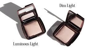 hourglass ambient lighting powders luminous dim light