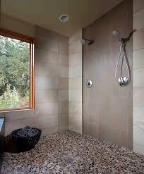 pebble stone flooring tile