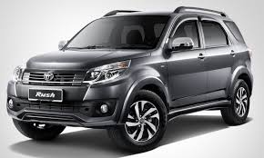 toyota new car release 20152016 Toyota Rush Indonesia launch price Rp 233 million