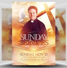 Free Church Flyer Templates Photoshop Free Church Flyer Barca Fontanacountryinn Com