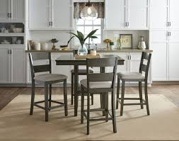 elegant dining room sets. Bar Height Round Dining Table | Counter Sets Room Elegant