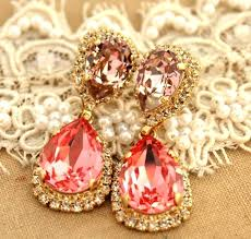 blush chandelier earrings chandelier earrings rose gold s blush pink pearl lighting room tree archived on rose gold blush chandelier earrings